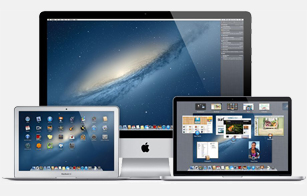 Parc informatique Apple Mac